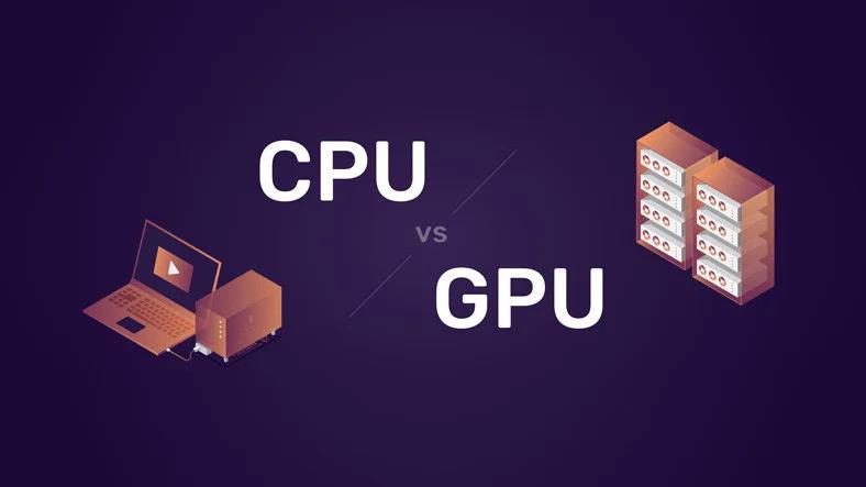 CPU ve GPU Arasındaki Farklar Nelerdir