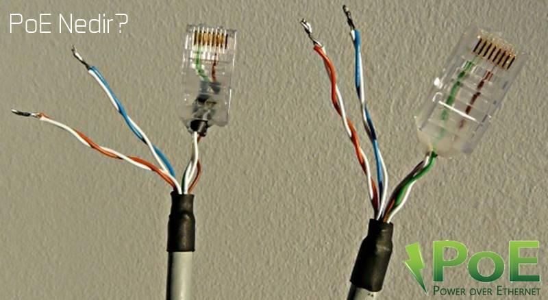 POE Ethernet Nedir