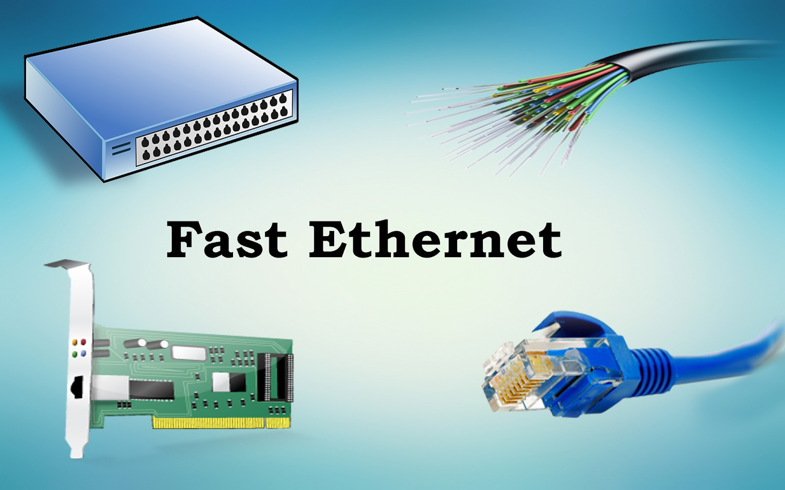 Fast Ethernet Nedir